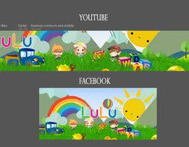 nº 31 pour YouTube Banner and Facebook Cover par Apolys