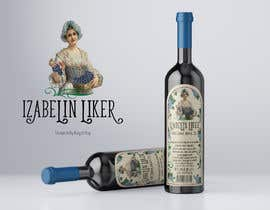 nº 14 pour Label for red wine liquor par raquelroy