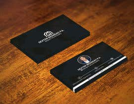 #93 for Create a Business Card by Designersrabonti