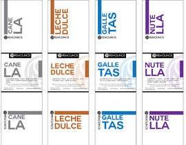 #10 para Diseño de ETIQUETAS / Label design de robielisc