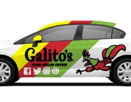 #20 untuk Need a car wrap graphic design oleh TEDesign48