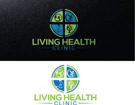 """#116 for Design me a NEW clinic logo for """"Living Health Clinic"""" by shahadatmizi"""