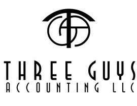 #99 para Creating a Business Logo: Three Guys Accounting, LLC. de Mostafiz600