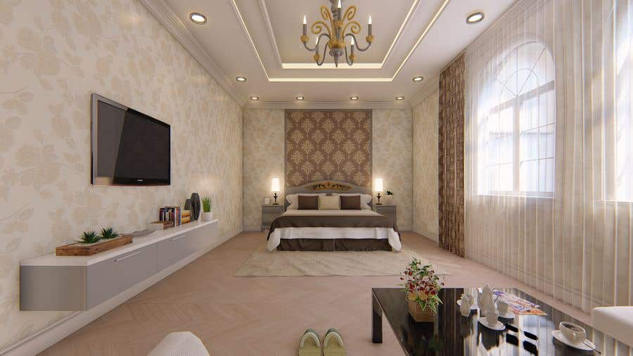 Verified Interior Design For A Villa Stage I Ground Floor New Classic Design With Minimalist Style Freelancer