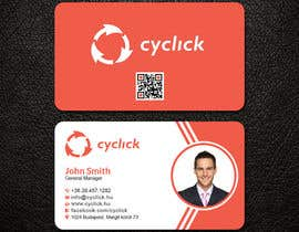patitbiswas tarafından Create pro business card for small IT company için no 26