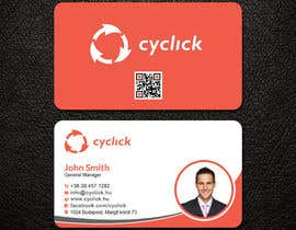 patitbiswas tarafından Create pro business card for small IT company için no 33