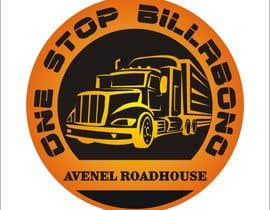 #31 para Logo Design for ( One Stop Billabong Avenel Roadhouse ) por ElenaKuzmich
