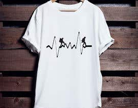 #5 for T-shirt design with heartbeat theme by pgaak2