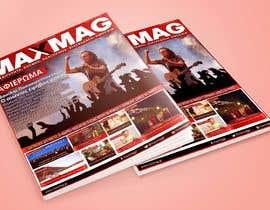 #19 cho Design a cover of a magazine bởi masudrana593