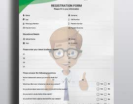 #55 per Design a Registration form da mdhedayetullah