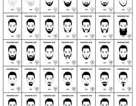 #11 for Beard Illustrations af letindorko2
