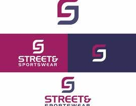 "#79 for Design a cool Logo for ""Street & Sportswear"" by sarifmasum2014"