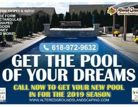 #1 cho Design Advertisement For Pool Business bởi Zarion04