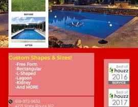 #10 cho Design Advertisement For Pool Business bởi Asad777838