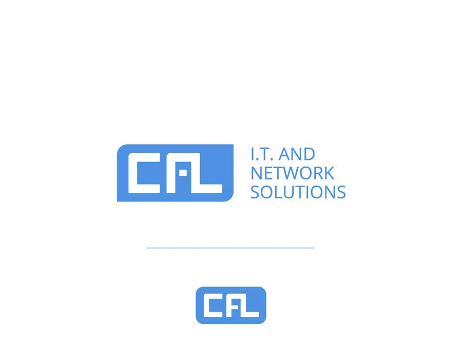 Inscrição nº                                         7                                      do Concurso para                                         Cal IT and Network solutions needs a logo design design