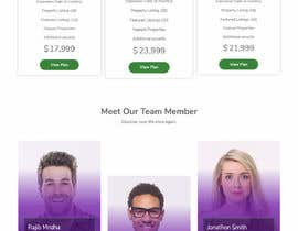 #7 for One Page Services Launch Website by rajibbapy