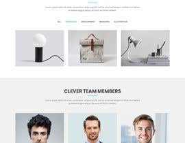 #3 for One Page Services Launch Website by hadayethm1999
