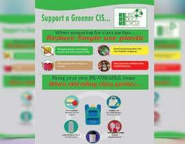 nº 63 pour Design a Green Flyer par poritoshsimsang