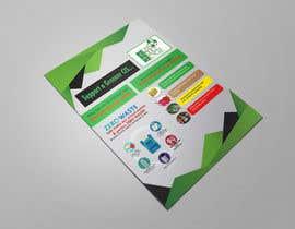 nº 66 pour Design a Green Flyer par poritoshsimsang