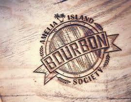 #106 for Design a logo for the Amelia Island bourbon Society af Sergio4D