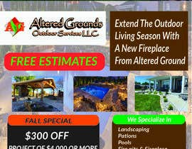 #8 for Design Advertisement For Landscaping Business by nittanandaroy