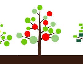 #6 for Draw 5 Fruit trees in illustrator similar to the photo supplied af tatthang1