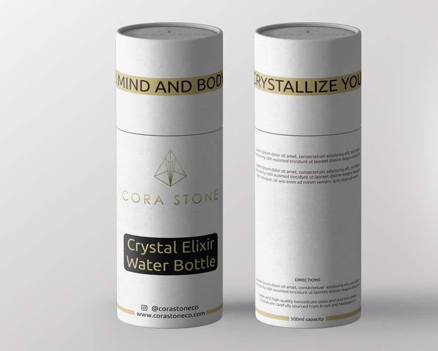 Proposition n°27 du concours Cylinder Box Design for Water Bottle