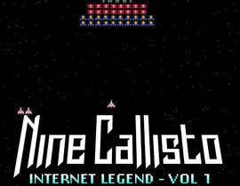 """nº 4 pour CD/Mixtape cover for Nine Callisto's new project """"Internet Legend Vol. 1"""" par GirottiGabriel"""