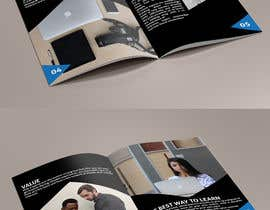 #8 para Create a professional portfolio brochure for us to share with clients por pusztineagnes