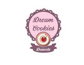 #38 untuk Logo for a cookie company oleh yasmineossama