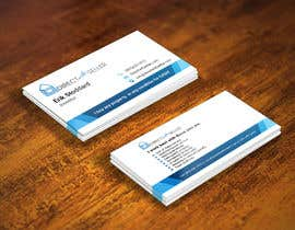 Nambari 23 ya biz card design to upload to vista print na tlcmunni