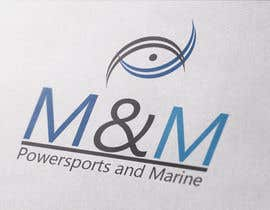 nº 71 pour Design a logo for our powersports business par koendiaz1