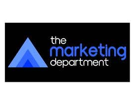 #131 for Design a logo - The Marketing Department by cerenowinfield
