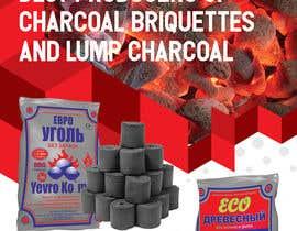 #13 para Visual design(ad) for Charcoal briquette por vivekdaneapen
