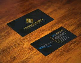 nº 272 pour Design an authentic and very luxury business card for a company par Designersrabonti