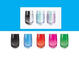 #2 for Create design for a stemless wine glass (non-breakable/heavier) af golammostofa6462