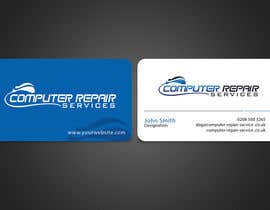 #85 for Design some Business Cards for computer repair by nishadhi1989