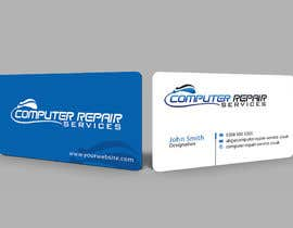 #91 for Design some Business Cards for computer repair by nishadhi1989