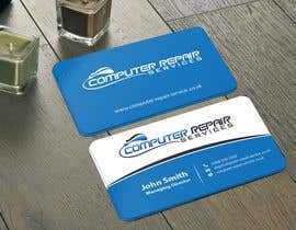 #71 for Design some Business Cards for computer repair by mamun313