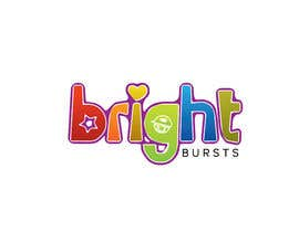 """#21 for Company name """"Bright Bursts"""" fun logo design by sumonsarker805"""