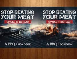 #47 for BBQ Cookbook Cover Contest af teAmGrafic