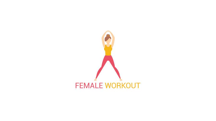 Contest Entry #14 for I need a logo designed for a female Workout clothing. Its perferred if its something simple, but if you have a great design shoot it my way.