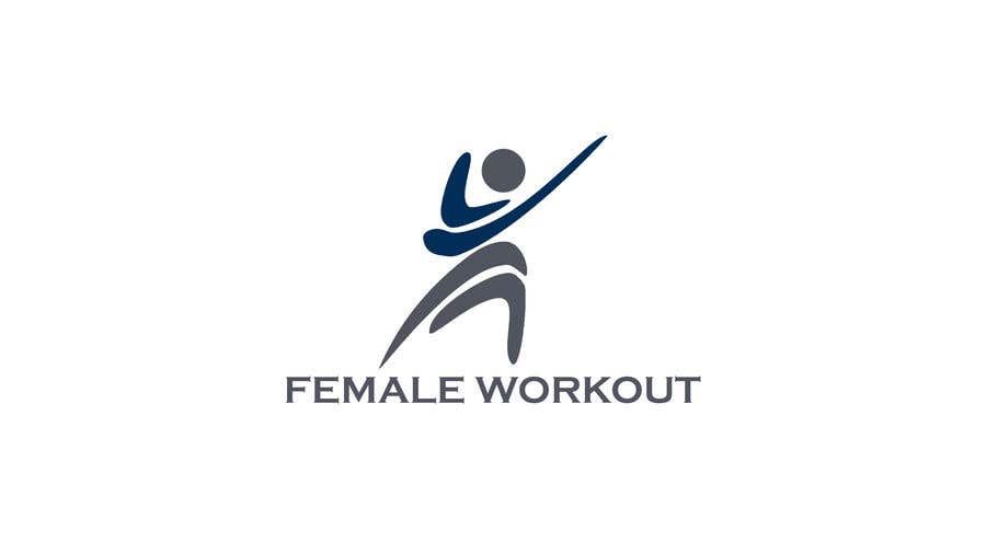 Contest Entry #25 for I need a logo designed for a female Workout clothing. Its perferred if its something simple, but if you have a great design shoot it my way.