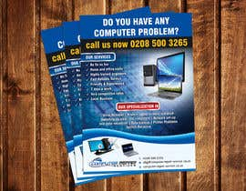 #22 cho Design a Flyer for Computer Repairs bởi dinesh0805