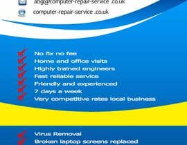 #2 cho Design a Flyer for Computer Repairs bởi raymondescarpe