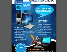 #20 cho Design a Flyer for Computer Repairs bởi natspearldesign
