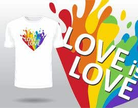 #5 for LGBT Pride Apparel Designs by fahidyounis