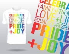 #40 for LGBT Pride Apparel Designs by fahidyounis