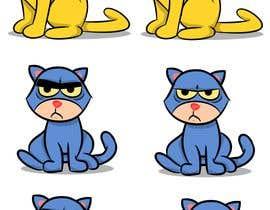 #83 for Draw funny cartoon characters - $1,000+ job by CiroDavid