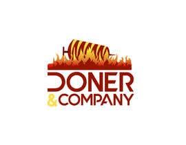 #273 Doner and company Restaurant Logo részére karypaola83 által